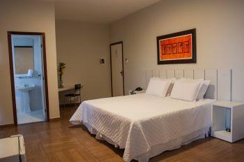 O Hotel Portal Premium oferece excelentes acomodações para uma hospedagem tranquila e confortável...